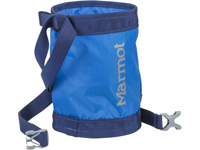 Marmot Rock Chalk Bag deep blue/cobalt blue